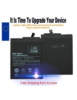 New Battery BN40 4000mAh for Xiaomi Redmi 4 Pro - Fast Shipping from Europe