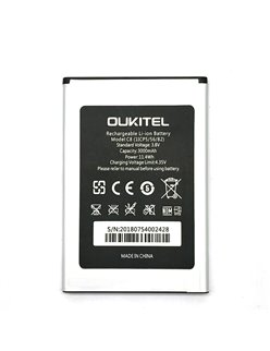 Battery for OUKITEL C8 Smartphone