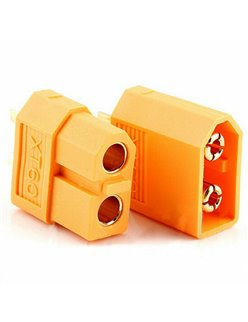 New XT60 500V 30A Male & Female Bullet Connectors Plug Sockets - Fast Shipping